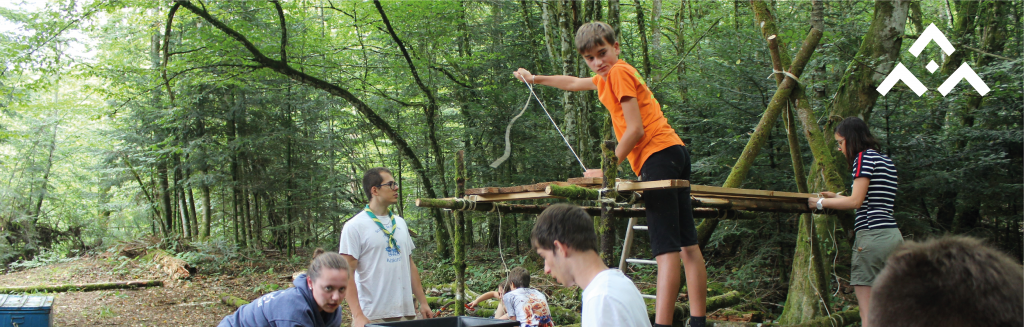 Froissartage 2020 camp