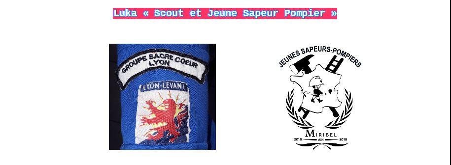 Groupe Sacre Coeur Scouts Et Guides De France